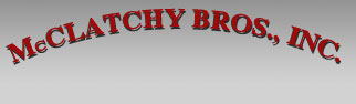 McClatchy Bros., Inc.